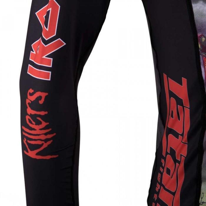 Tatami x Iron Maiden Killers Rash Guard