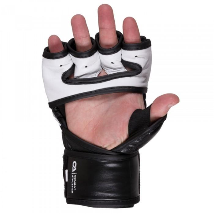Combat Athletics Pro Leather MMA Handschoenen