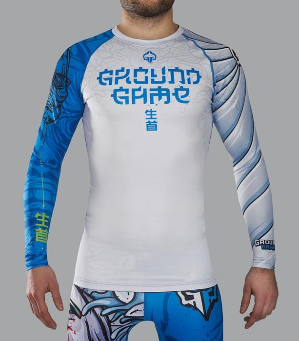 Ground Game Namakubi Rashguard