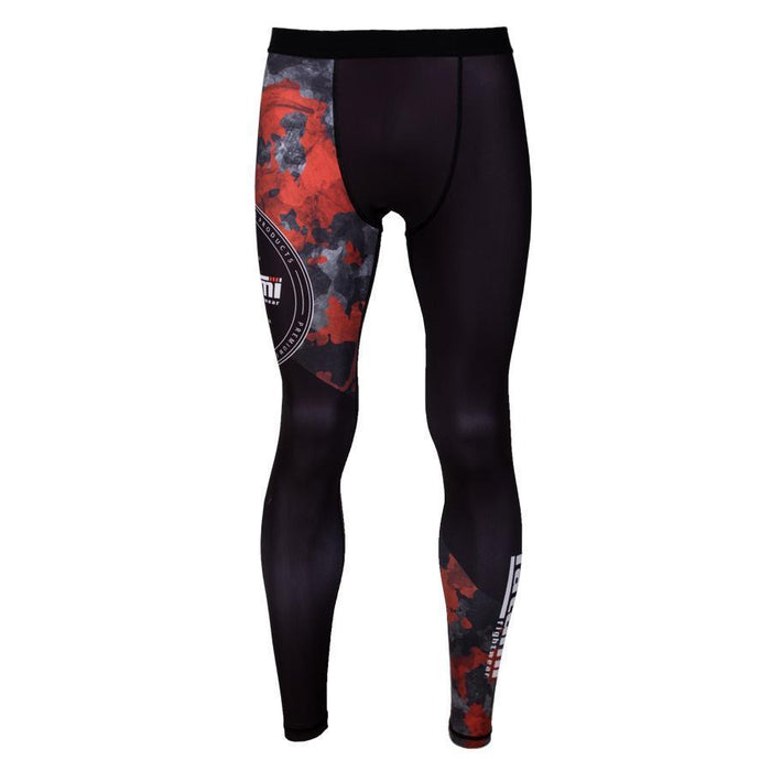 Tatami Renegade Red Camo Spats