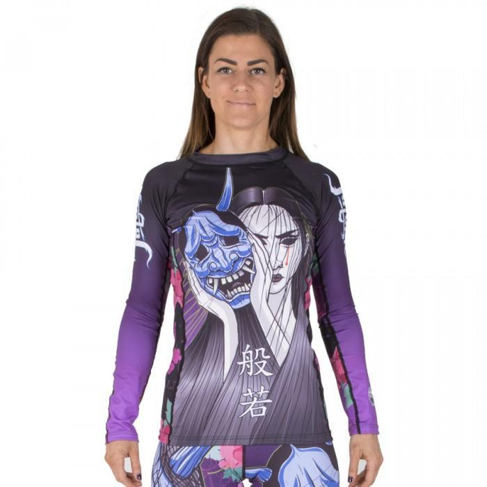 Tatami Dames Weeping Hannya Rash guard