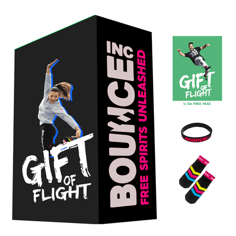 Gift of Flight Ingresso Singolo