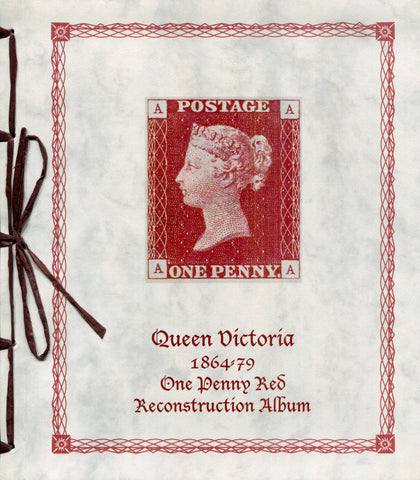 Penny Red 1864 Reconstruction Cover
