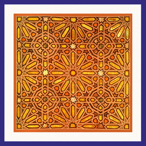 Concepts Collection of Arab and Islamic Art - CCC3 (Pack of 5 cards and envelopes) - manara