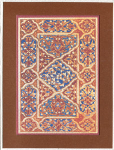 Obsession Collection of Arab and Islamic Art - MOC4 (Pack of 5 cards and envelopes) - manara