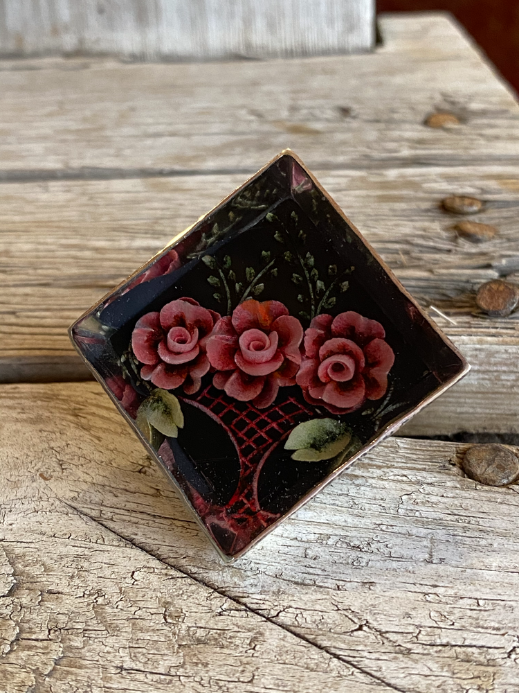 Bouquet of Roses Ring