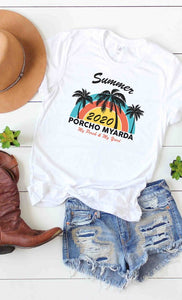 Summer Staycay Tee