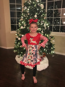 Rudolph Holiday Dress