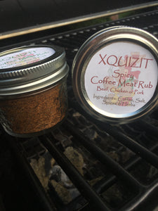 Spicy Coffee Seasoning