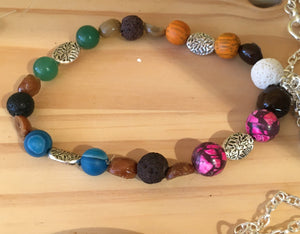 Coffee Bean Diffuser Bracelet