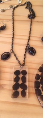 Coffee Bean Pendant Jewelry
