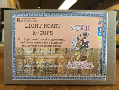 Light Roast K-cups