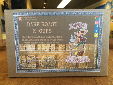 Dark Roast K-cups