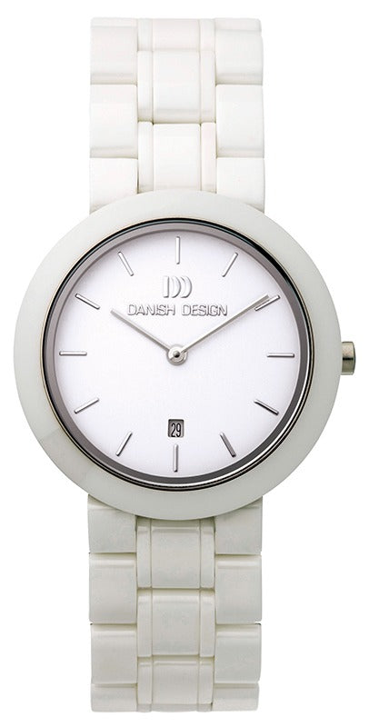 Danish Design ceramic ladies watch