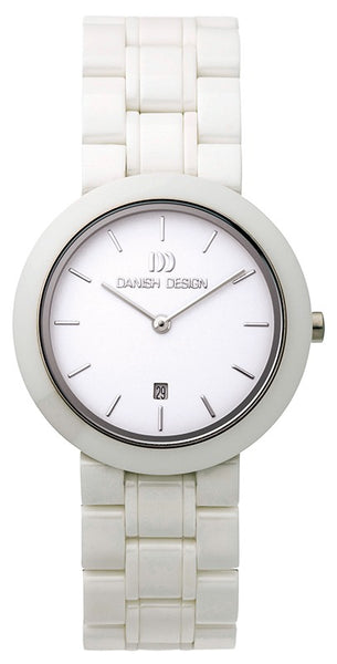 Danish Design ceramic ladies watch.