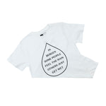 In Bergen Organic T-shirt | White