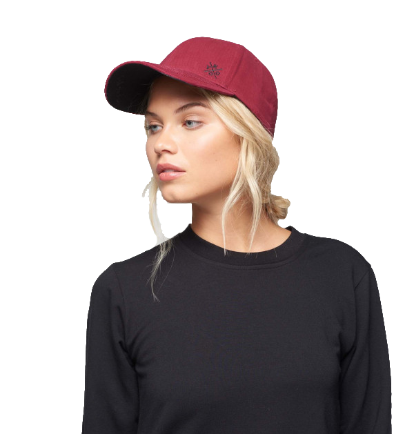 Miami Baseball Cap | Red