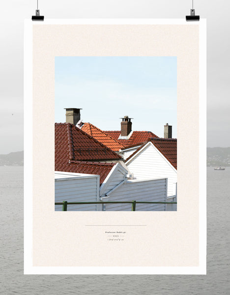 Professor Dahls gt | Limited Edition Print