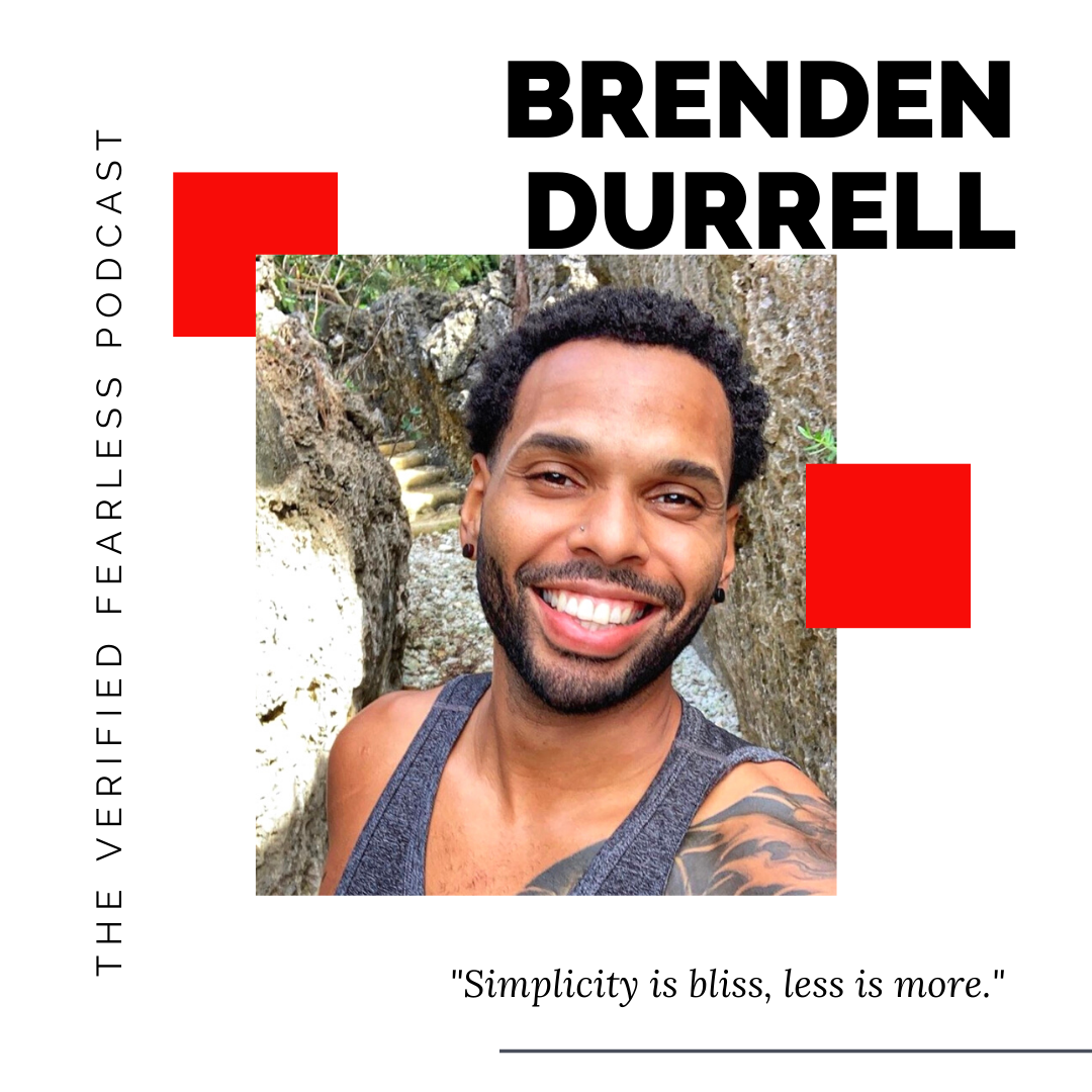 EP 29: On Wholeness, Grace and Alignment w/ Brenden Durrell