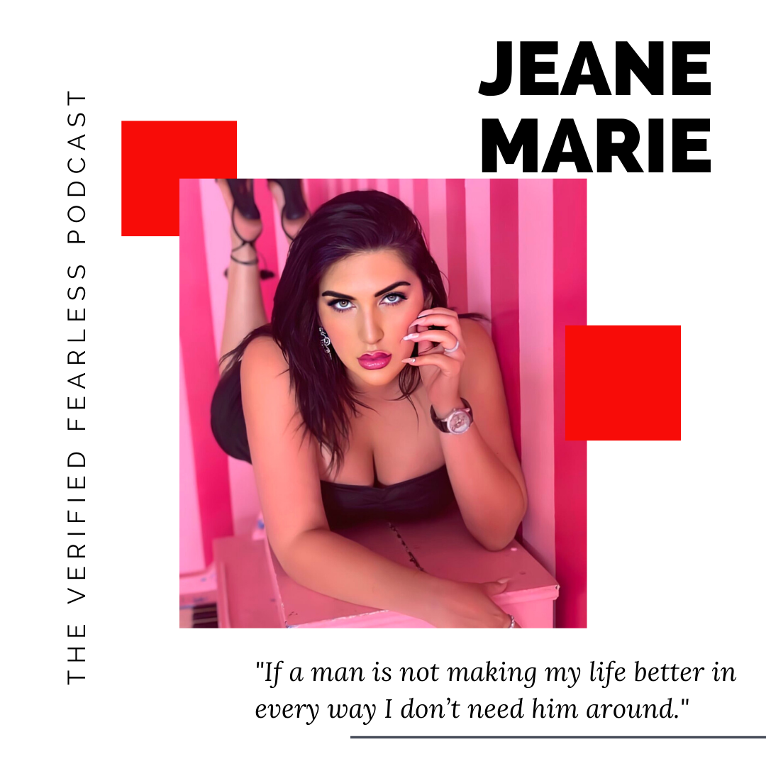 EP 16: About Sugar Dating and Self Love w/Jeanemarie