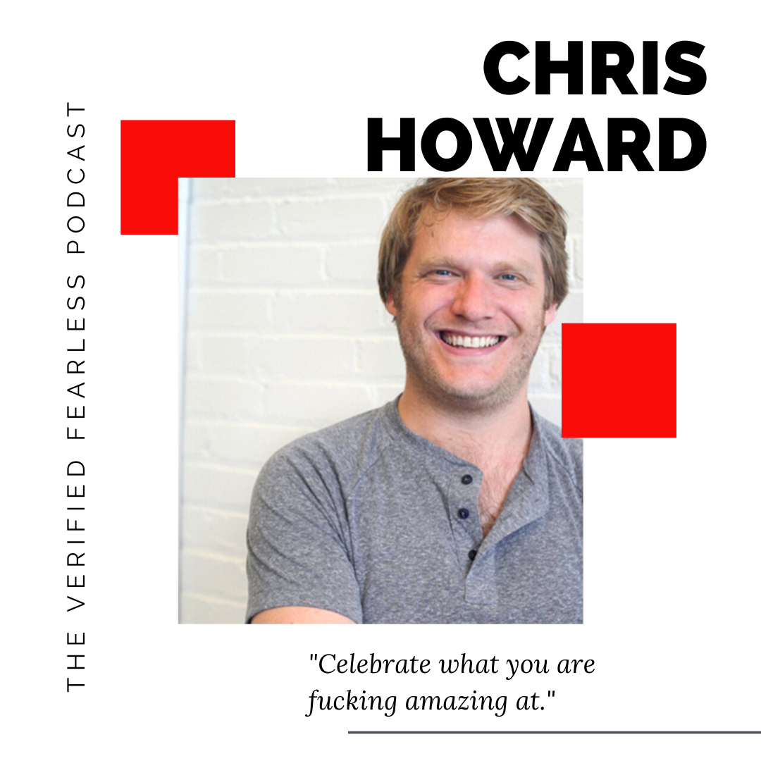 EP 08: Challenging Culture and The Underdog Path with Chris Howard