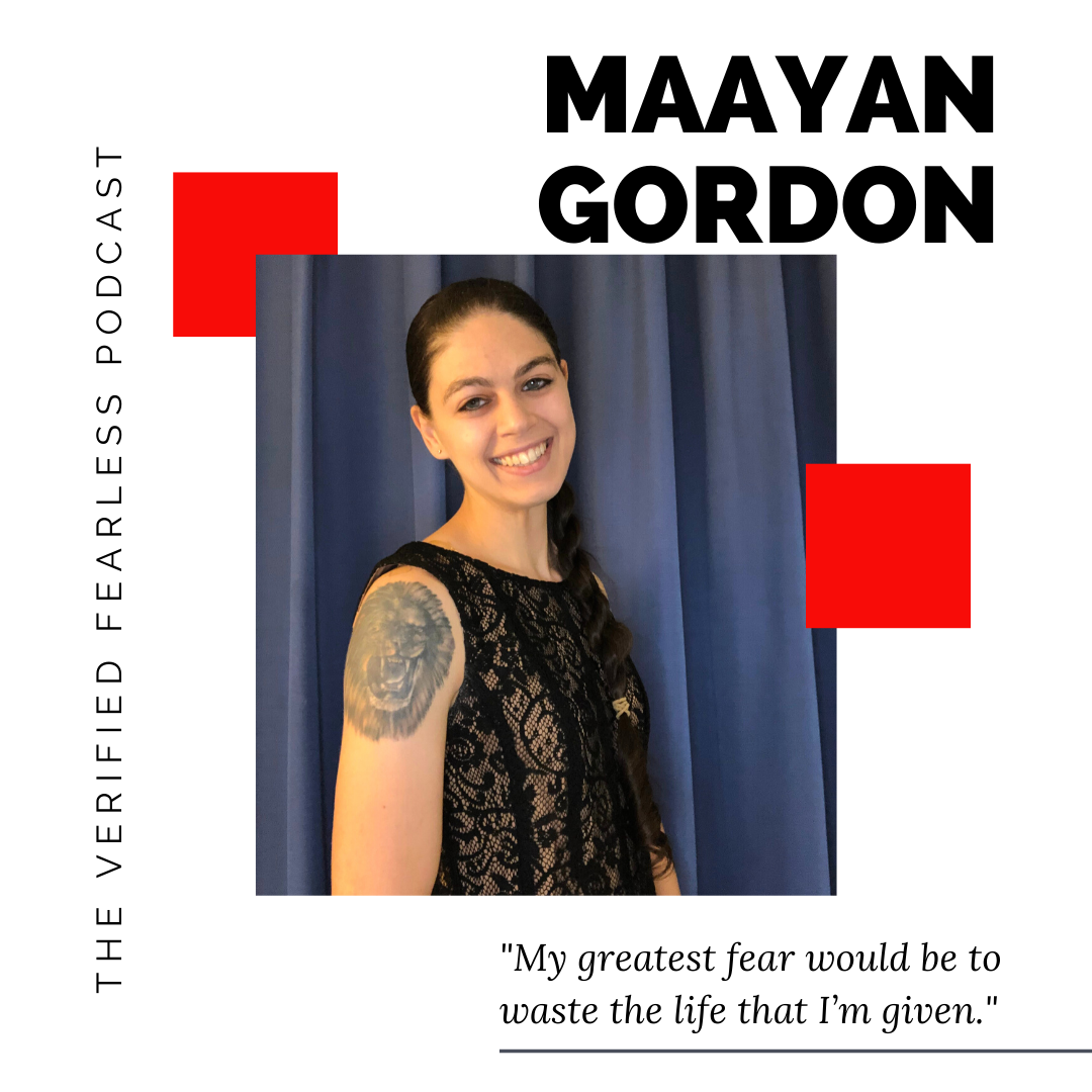 EP 15: Figure Out The Life You Want and Make It Happen w/Maayan Gordon