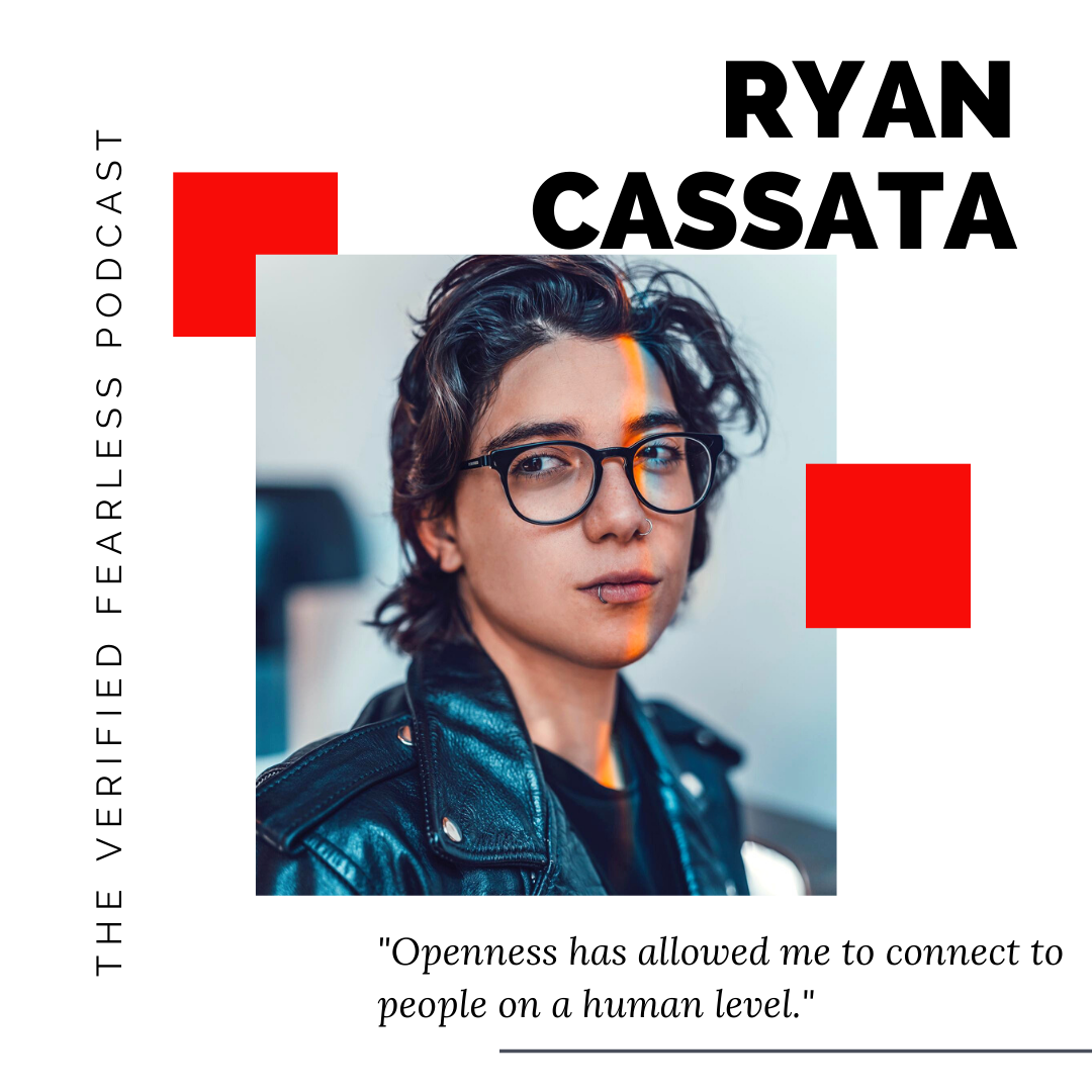 EP 19: About the Power of Music, Struggle and Honesty w/ Ryan Cassata