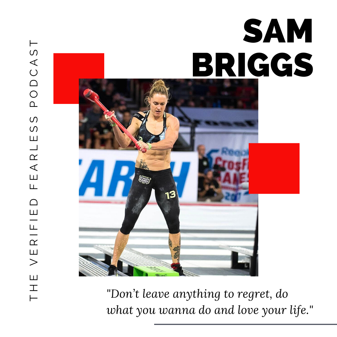 EP 28: Start Your Engines w/ Sam 'The Engine' Briggs