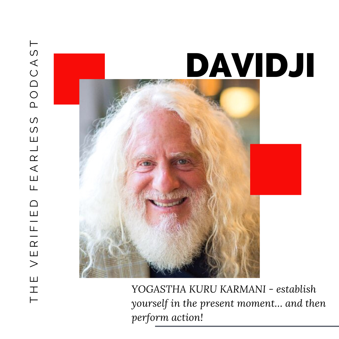 EP 30: Being More Reflexive and Less Reactive w/ davidji