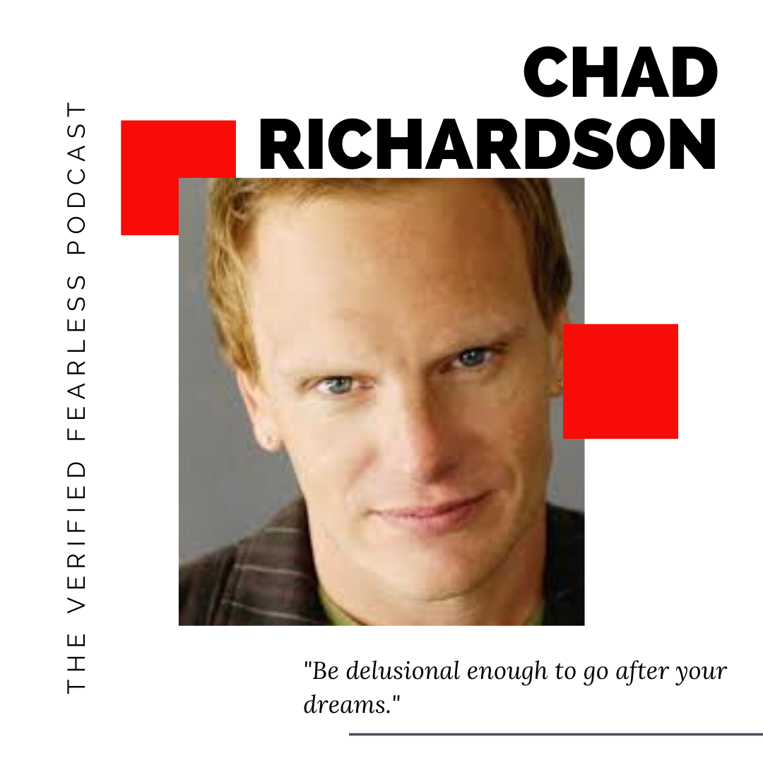 EP 09: Why Success It's Not All About Talent with Chad Richardson