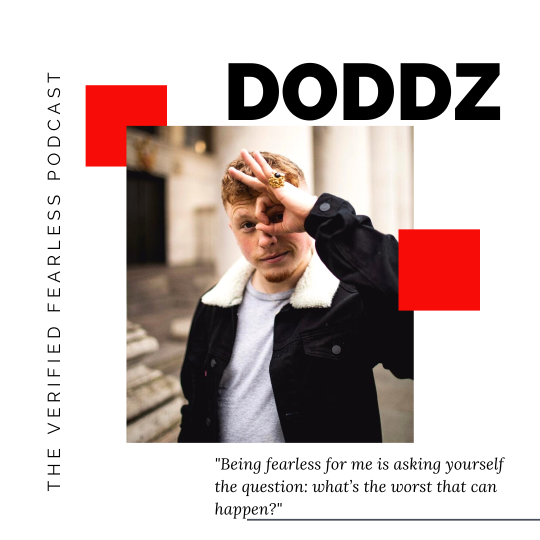 EP 02: Making the Impossible Happen with Multi Talented Artist Doddz