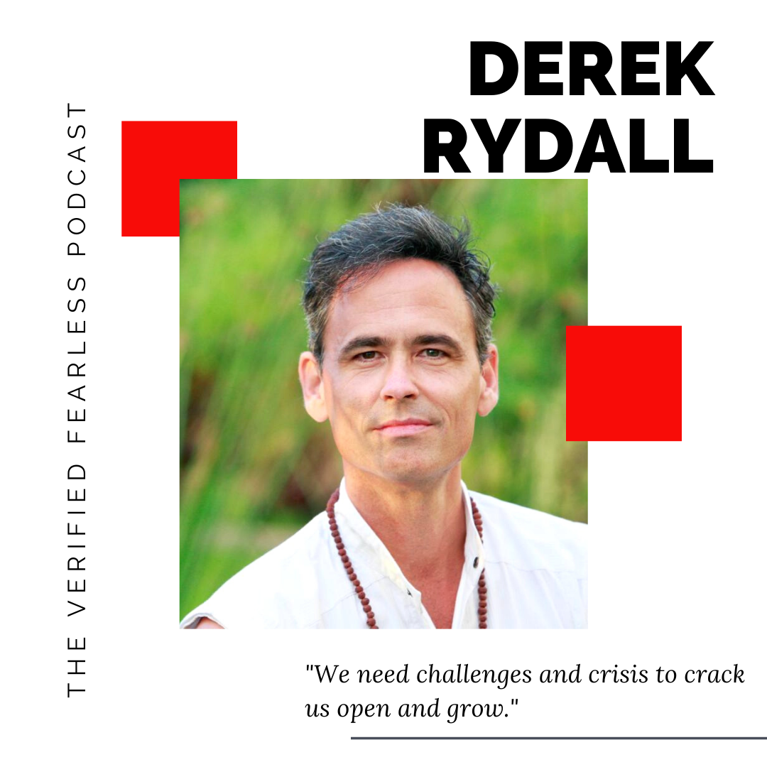 EP 10: What's Wrong About The Law of Attraction with Derek Rydall