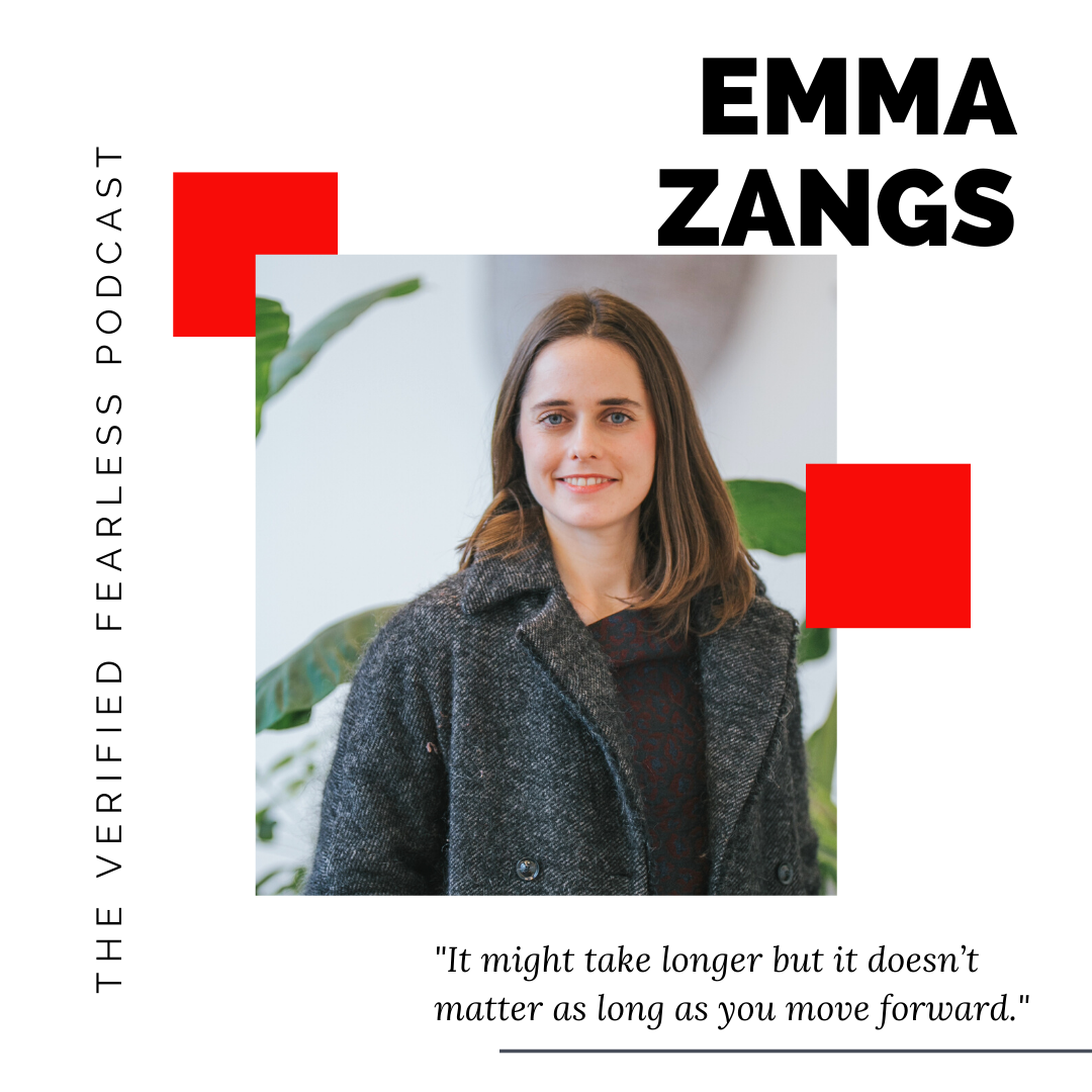 EP 12: It's All About Daring and Discipline with Emma Zangs