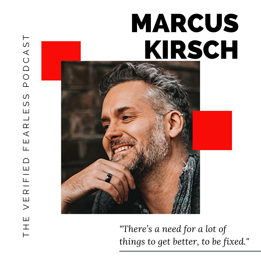 EP 14: Why Mindset is The Biggest Challenge of Technology with Marcus Kirsch