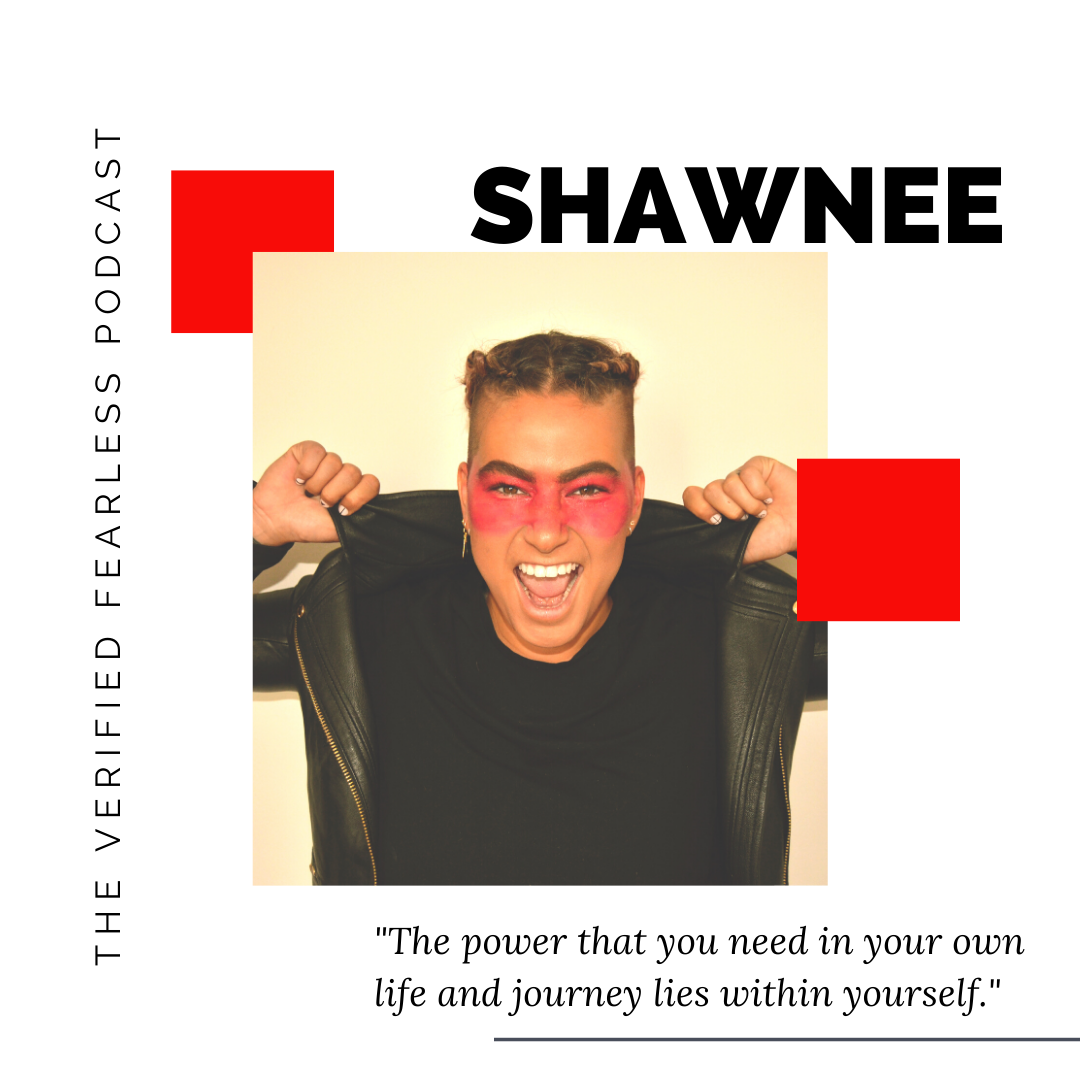 EP 21: Know And Recognise Who You Are To Thrive w/ Shawnee