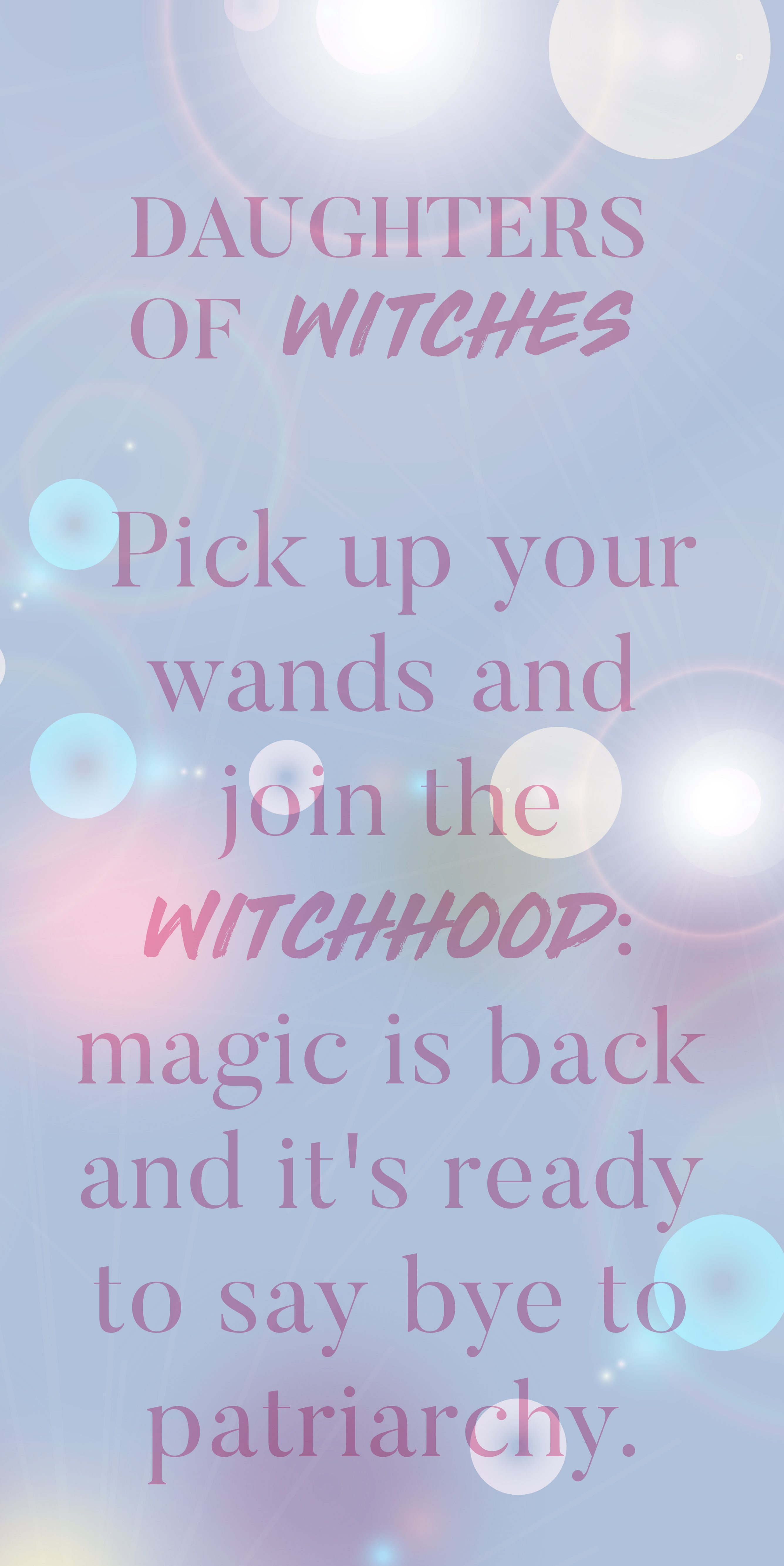 FREE MAGIC – Daughters of Witches