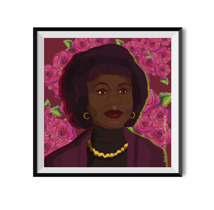 Witch Anita Hill Poster