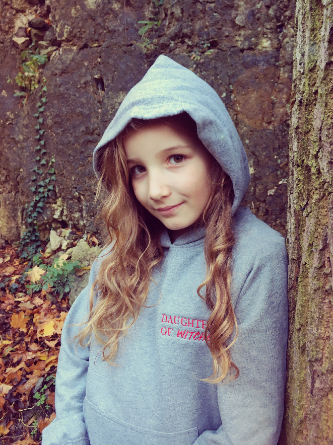Daughters of Witches Children Hoodie
