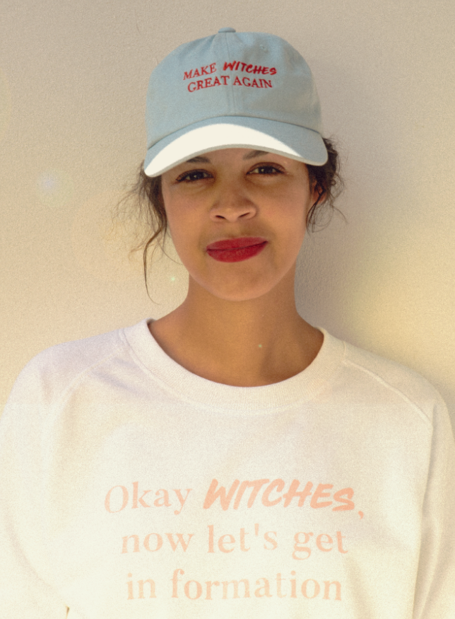 Make Witches Great Again hat