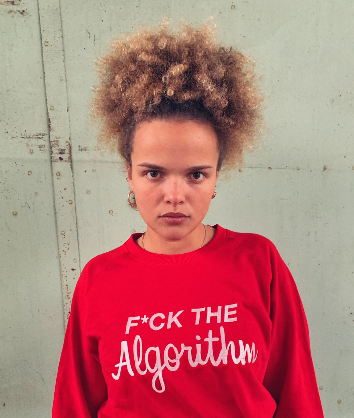 F*ck the Algorithm Sweatshirt