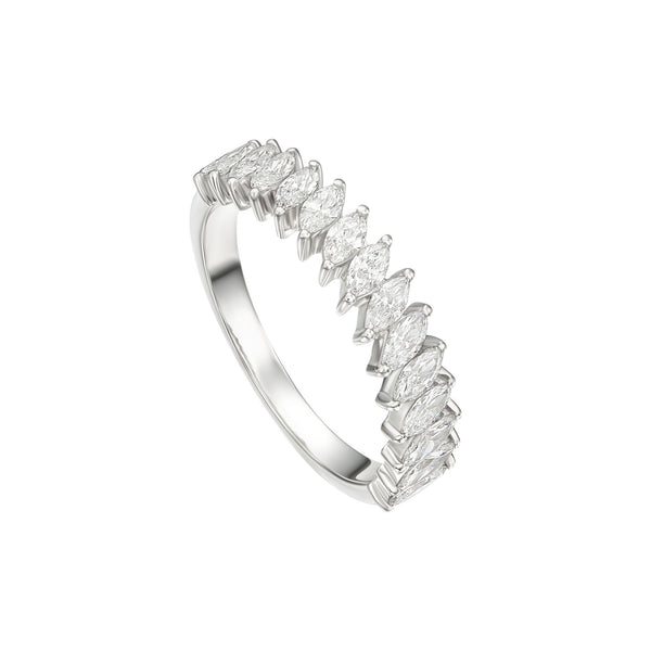 Diamond Fancy Shaped Ring