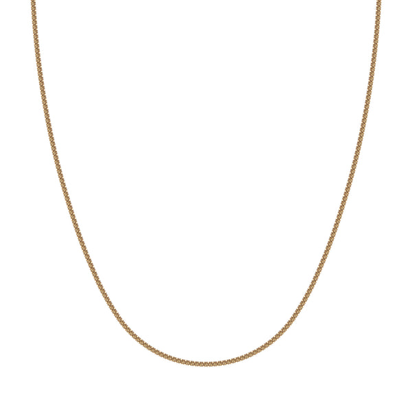 Champagne Diamonds Tennis Necklace