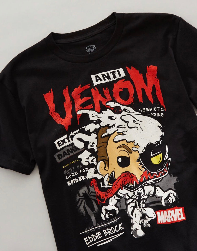 02fbc17030e4 Funko Pop T-shirt Anti-Venom size Large – The Pink Geek