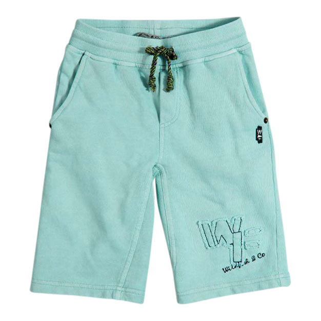 Felippe Sweat Short Aquarelle