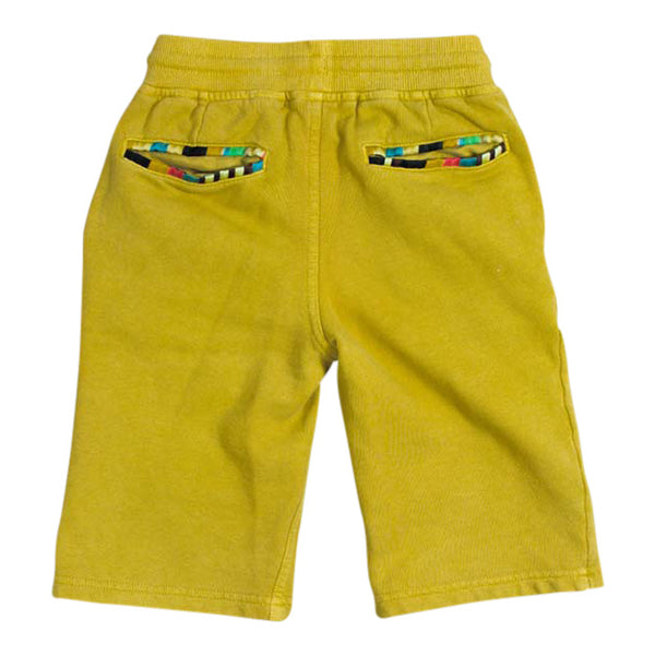 Felippe Sweat Short Green Sulphur