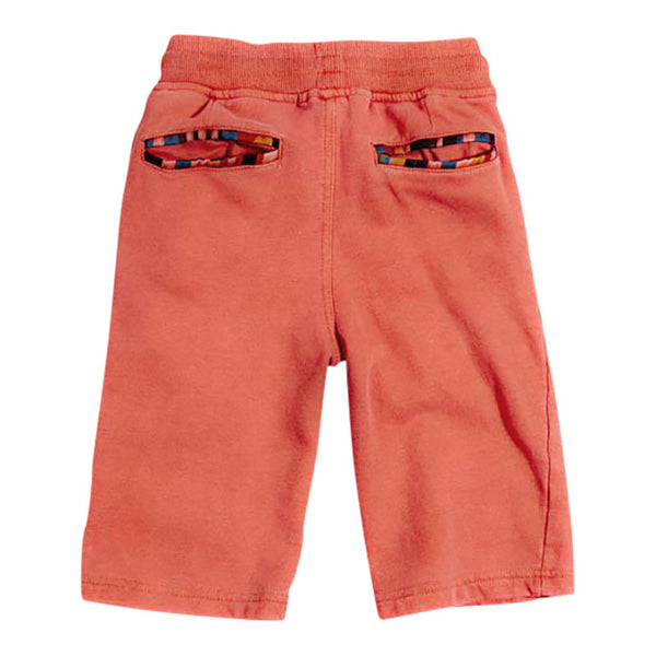 Felippe Sweat Short Pureed Pumpkin