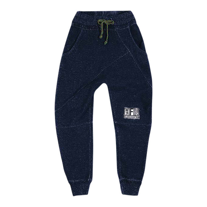 Fred Jogger Denim Blue
