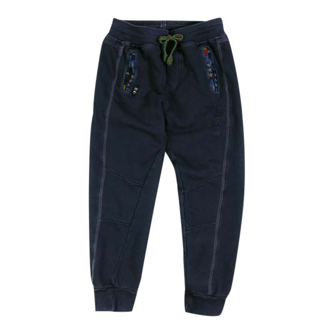 Jim Sweat Jogger Crown Blue