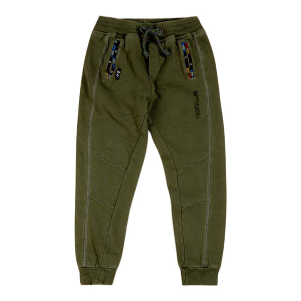 Jim Sweat Jogger Winter Moss