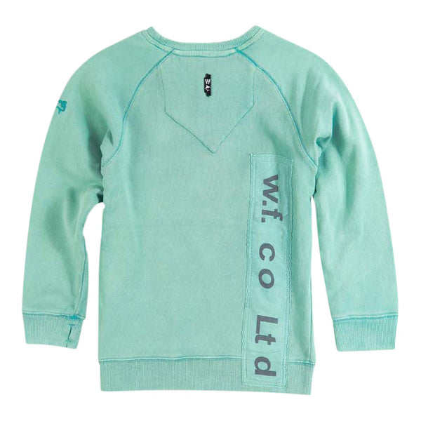 Santos B Sweater Aquarelle